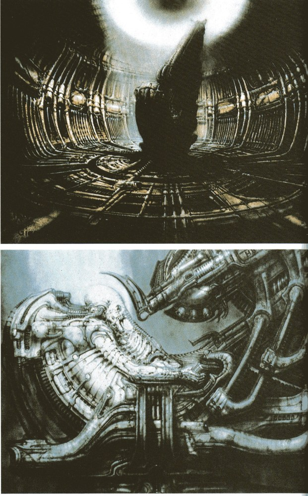 STARBURST MEMORIES: The Book of Alien by Paul Scanlon and Michael Gross (1/3)