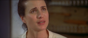Andie-MacDowell-Short-Cuts-grieving-mother-cake-scene