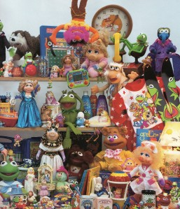 Muppet Memrobelia163